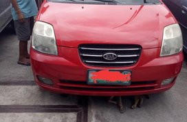 Kia Picanto 2007 for sale in Las Pinas