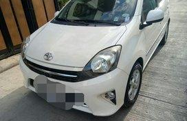 2016 Toyota Wigo for sale in Las Pinas