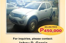 2010 Mitsubishi Strada for sale in San Fernando