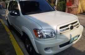 2007 Toyota Sequoia for sale in Quezon City