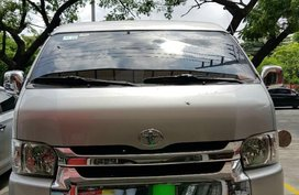Toyota Hiace 2014 for sale in Quezon City