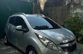 2012 Chevrolet Spark for sale in Quezon City