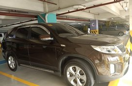 2013 Kia Sorento 2.2 LX 4x2 AT