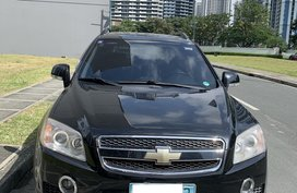 Selling 2nd Hand Chevrolet Captiva 2011 Diesel VCDi Engine in BGC Taguig