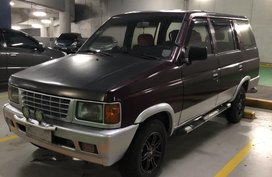 Selling Used Isuzu Hi-lander Crosswind 1998 Manual Diesel