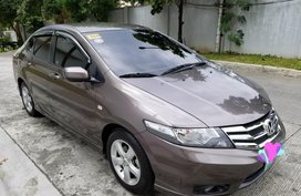 2nd Hand Honda City 2012 for sale in Manila