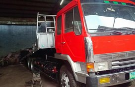2nd Hand Mitsubishi CanterA 2012 for sale in Quezon City