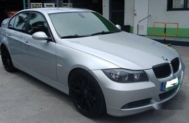 Silver Bmw 320I 2007 for sale in Meycauayan