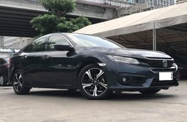 2017 Honda Civic RS Turbo 1.5L Automatic Gasoline