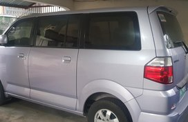 Selling 2nd Hand Suzuki Apv 2010 in Las Pinas