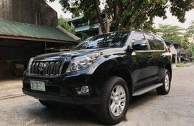 Black Toyota Land cruiser prado 2011 for sale in Pasig