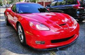 Sell Red 2013 Chevrolet Corvette in Pasig