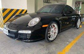 Selling Black Porsche 911 2010 in Pasig