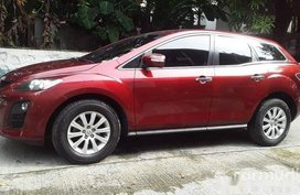 Selling Mazda Cx-7 2012 Automatic Gasoline
