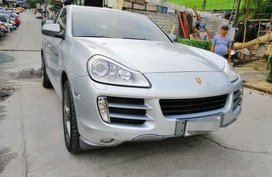 Selling Porsche Cayenne 2009 Automatic Gasoline