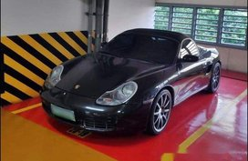 Black Porsche Boxster 2003 for sale in Pasig