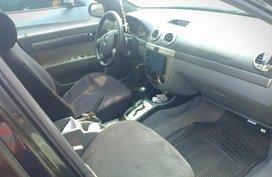 Black Chevrolet Optra 2009 for sale in Manila