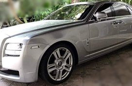 Used 2013 Rolls-Royce Ghost EWB edition