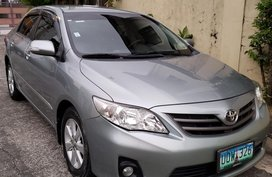2012 Toyota Corolla Altis 1.6 G Manual
