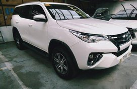Used White Toyota Fortuner 2017 for sale