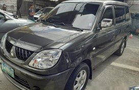 Selling Grey Mitsubishi Adventure 2008