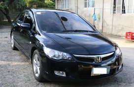 Selling 2008 Honda Civic FD 1.8s Automatic in Silang