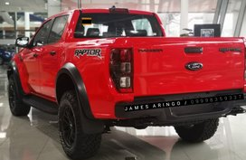 2020 FORD RANGER RAPTOR 2.0L BI-TURBO 4X4 AT