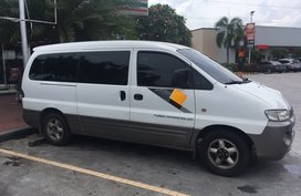 2002 Hyundai Starex Jumbo for sale in Baguio