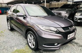 2015 HONDA HRV AUTOMATIC LEATHER SEATS FOR SALE