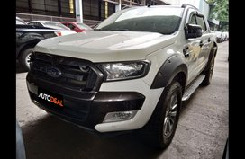 Selling Ford Ranger 2016 Truck Manual Diesel at 34000 km