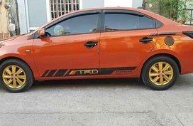 Sell Orange 2016 Toyota Vios in Pasig