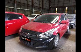 Hyundai Accent 2016 Sedan Manual Gasoline for sale