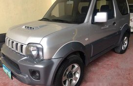 Used Silver Suzuki Jimny 2013 for sale