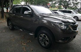 Sell Grey 2018 Mazda Bt-50 at 24500 km