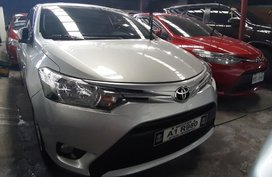 Silver 2018 Toyota Vios for sale