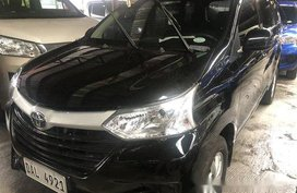 Black Toyota Avanza 2019 at 1900 km for sale
