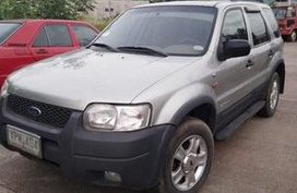 Ford Escape 2004 Automatic Gasoline for sale