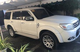 Used White Ford Everest 2014 for sale