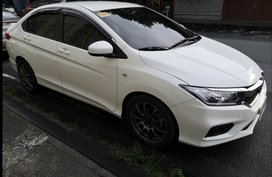White 2018 Honda City E Automatic for sale in Quezon City
