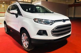 FOR SALE 2016 ECOSPORT TREND 1.5L MT (w/ FREE CERAMIC COATING)
