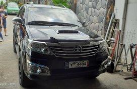 Toyota Fortuner G 4x2 2.5L Diesel 2016