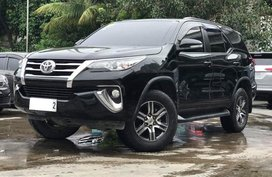 2017 Toyota Fortuner 4x2 G Diesel Manual