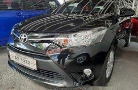 Black Toyota Vios 2018 Manual Gasoline for sale