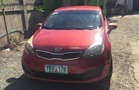 Kia Rio 2012 Automatic Transmission in good running condition