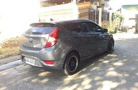 Hyundai Accent 2015 Hatchback Manual Diesel