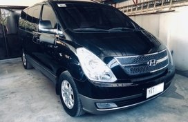 2012 Hyundai Grand Starex Gold A/T CRDi VGT luxury