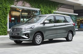 The All New Suzuki Ertiga 2020 Black Interior