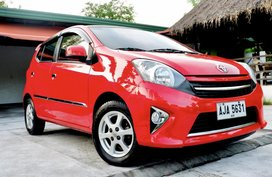 Toyota Wigo G Automatic 2016 for sale in Angeles