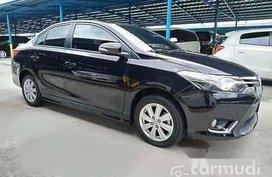 Selling Black Toyota Vios 2018 at 11000 km
