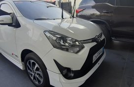 White Toyota Wigo 2019 for sale